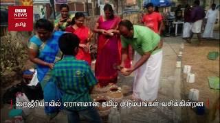நைஜீரியாவில் தமிழர்கள் மத்தியில் பொங்கல் விழா