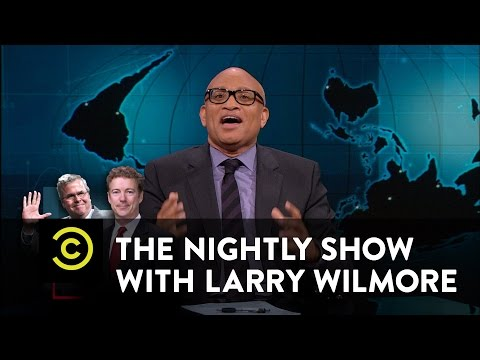 The Nightly Show - 6/25/15 In: 60 Seconds