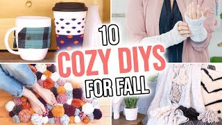 10 Cozy DIYs for Fall & Winter - HGTV Handmade