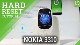 How to Hard Rest NOKIA 3310 2017 - Rest Code in NOKIA