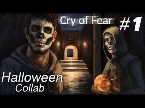 Cry of Fear - Halloween Collab - Parte 1