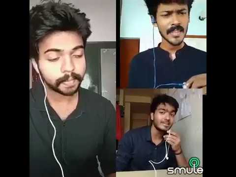 Smule collage - pookal pookum tharunam