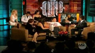 MASIELA LUSHA on George Lopez's show