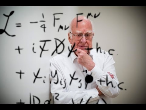 Peter Higgs interviewed by Professor Simon Hands at Swansea University, 12th July 2012