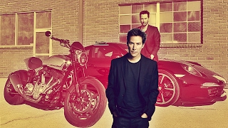 Keanu Reeves Cars and Bike Collection 2017 - Keanu Reeves Net Worth 2017