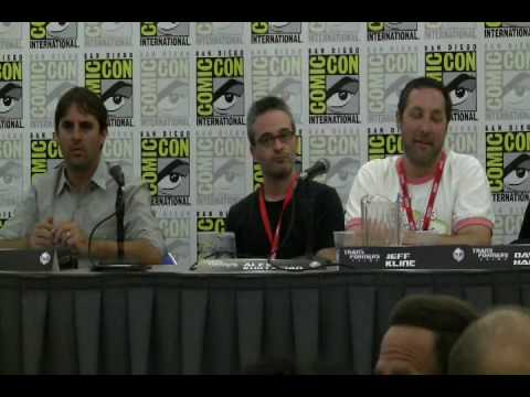 San Diego Comic-Con 2010 - TF Prime panel 04