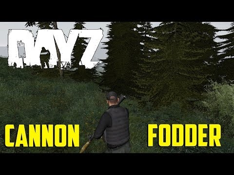 DayZ Epoch Panthera - Cannon Fodder