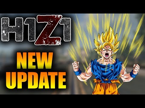 BRAND NEW H1Z1 UPDATE! New Bug Fixes, MedKit Update and MORE! (KOTK Patch Notes)