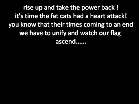 Muse-uprising Lyrics video