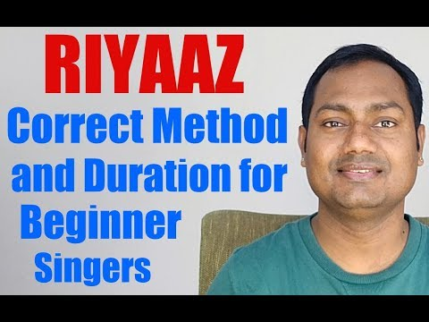 download lagu Proper Riyaaz Method And Duration For Beginner Singers Indian gratis