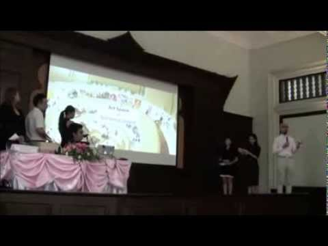 12th Urban Culture Forum, Bangkok: Wall of Sex Presentation