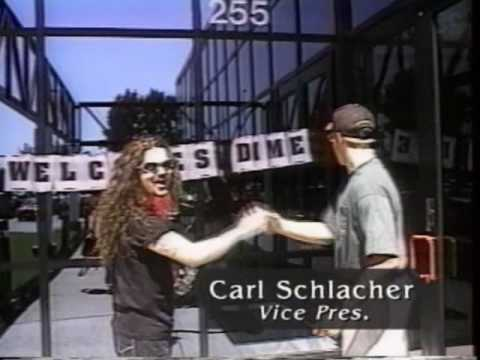 Dimebag Darrell & His Guitars Music Videos