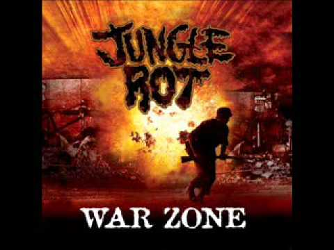 Jungle Rot - Cut In Two