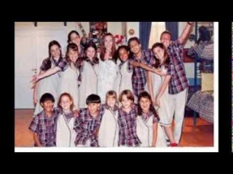 Chiquititas 1997 - Antes e Depois de alguns personagens da novela