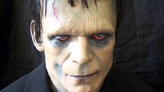 Universal Boris Karloff as the Frankenstein Monster life size bust