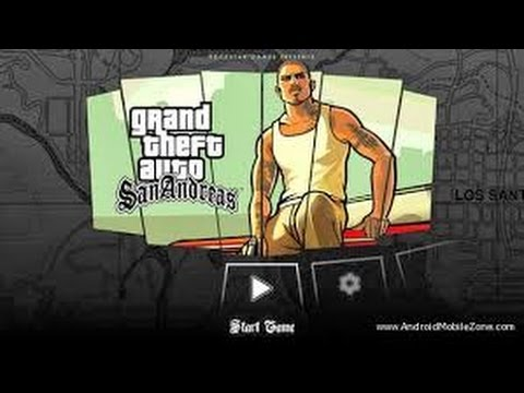 How to download grand theft auto San Andreas for free on android