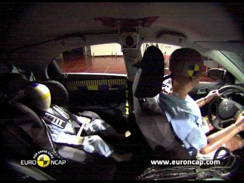 Euro NCAP | Honda Civic | 2012 | Краш-тест