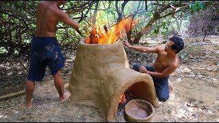 Build Stove Pottery