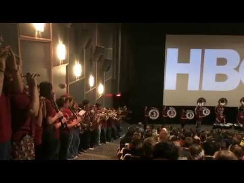 FSU Marching Chiefs play Game of Thrones Theme Song