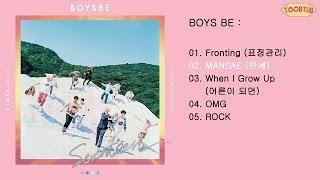 [Full Album] SEVENTEEN (???) - BOYS BE [2nd Mini Album]