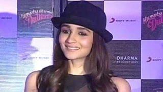 Alia Bhatt's album on hold