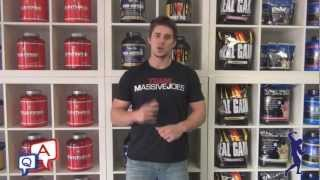 What Are the Top 5 Supplements To Build Muscle and Burn Fat? MassiveJoes.com MJ Q&A