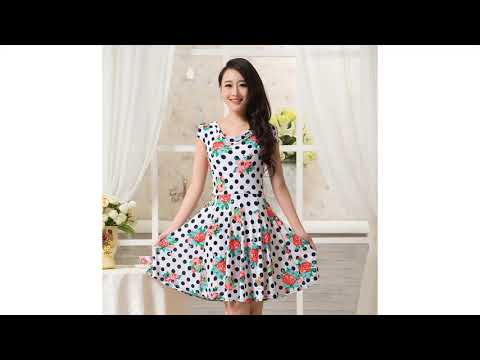 Latest Summer Dresses | Summer Dresses Design | Fashion And Creation