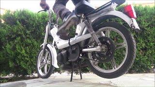 Peugeot vogue 103 Moped Vlog
