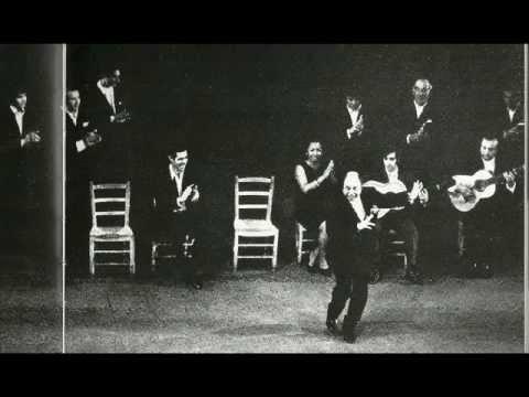 Homenaje a Juan Talega - 1970 - Teatro Zarzuela