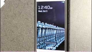 Padawan 2.1 ICS rom install with S3 Look  for i717