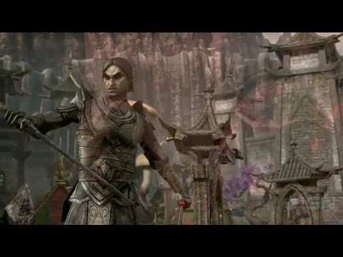 The Elder Scrolls Online PS4 Reveal Trailer - E3 2013 Sony Conference