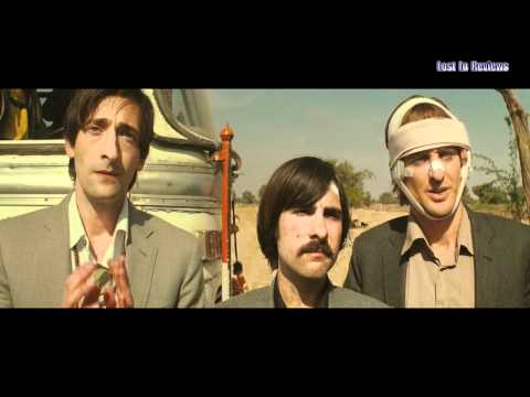 Blu Monday: The Darjeeling Limited Sex and Lucia Trick R Treat