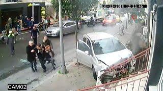 İstanbul Şişli'de karısını başka erkekle yakalayan koca böyle dehşet saçtı!