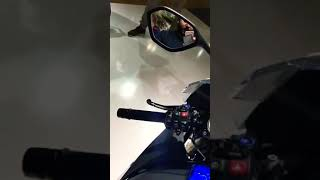 2019 BMW S1000RR Motorsport trim..Upclose