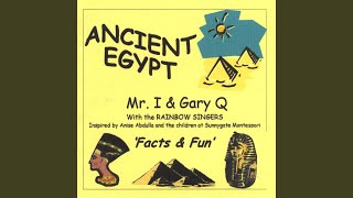 EGYPTIAN CATS -fun swing song about cats in ancient times