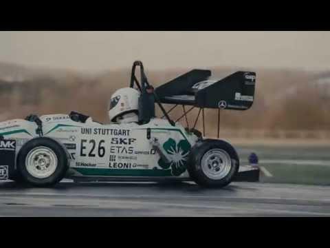 The lightning-fast E0711-4 — meet the team