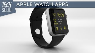 Apple Watch Apps | What Will Come With It?