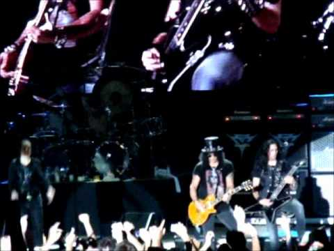 Ozzy And Friends Paranoid Live Athens 2012 Rock Wave Festival (Gus g Zakk Wylde Slash Geezer Butler)