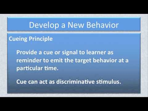 BH 06 Behavior Modification