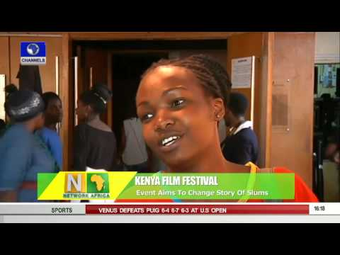 Network Africa: Kenya's Film Festival Focuses On Story Of Slums -- 01/09/15
