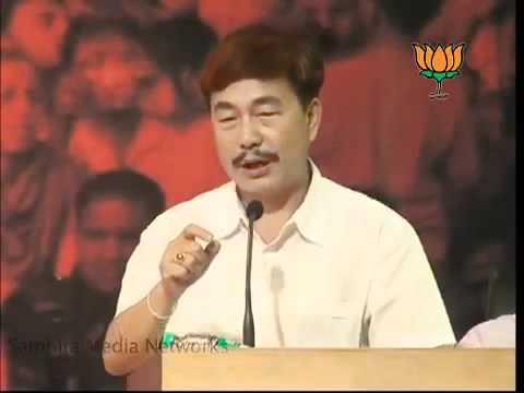 Speech on North East India Sampark Cell Program: Sh. Tapir Gao: 12.07.2012