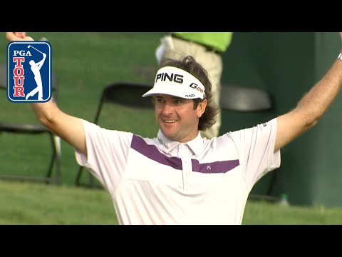 Luckiest bounces off the rocks on the PGA TOUR