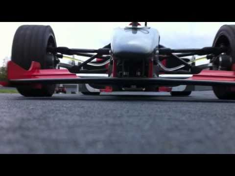 AWESOME  FG Formula 1 1/5 Large Scale Gas RC F1