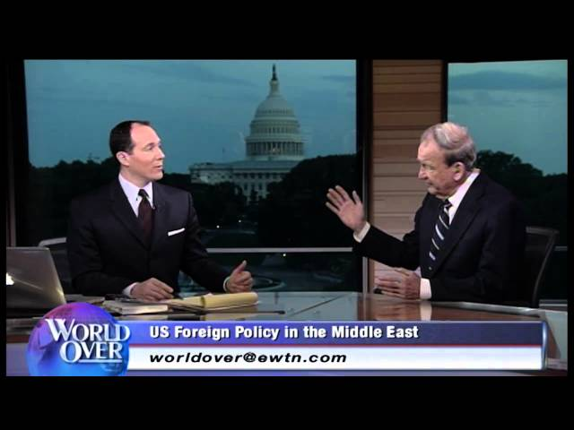 World Over - 2014-07-17 - Pat Buchanan on his new book, The Great Comeback, with Raymond Arroyo