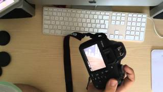 Unboxing Canon eos 1200d and Overwiew ita