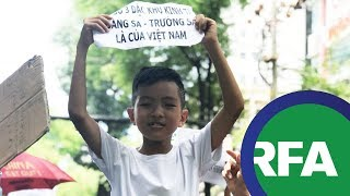 Toàn cảnh cuộc biểu tình ôn hòa ở Sài Gòn biểu tình chống luật Đặc khu và An ninh mạng