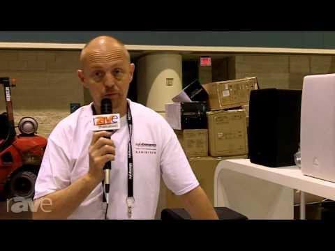 InfoComm 2013: Behringer Displays its EUROCOM audio products