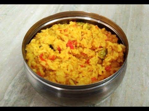 Dal Khichdi in telugu | Pesarapappu Khichdi recipe