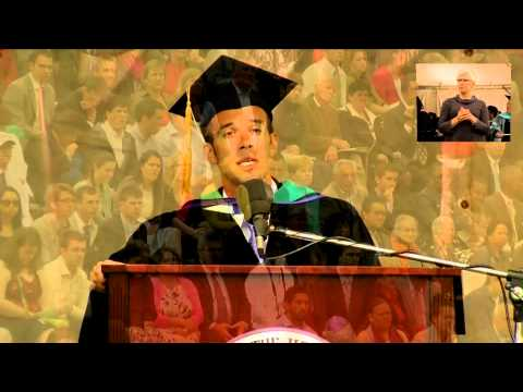 Commencement Address - Jon Favreau '03 - College of the Holy Cross Commencement - May 23, 2014