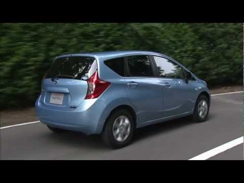 Introducing the All: New Nissan Note
